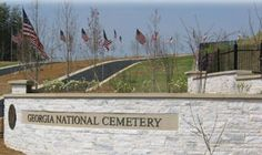 Georgia National Cemetery, Canton