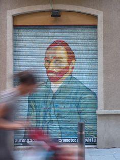 Van Gogh - Barcelona