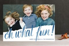 Oh What Water Color by Ashley Ottinger at minted.com