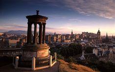 Edinburgh,Scotland...........some of the friendliest people in the world