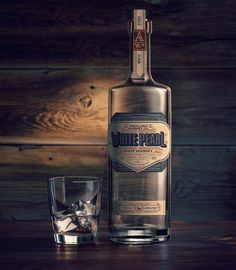 White Pearl by Andalusia Whiskey Co on Packaging of the World - Creative Package Design Gallery