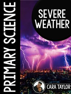 This resource is full of materials and activities to help supplement your teaching of your severe weather section of the National Science Standards!  Included in this unit are a variety of lessons to teach your students about how weather forecasters help to prepare us for severe weather and what they use to do so.