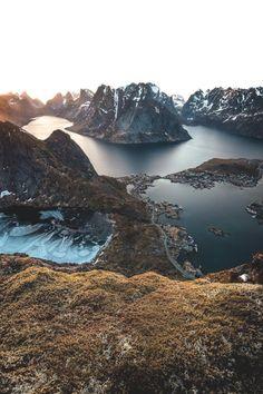 lsleofskye:Reine Lofoten Norway