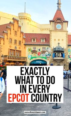 What To Do At Every Country In Epcot (Dining, Rides, Kids, and More! Disney World Vacation Planning, Disney World Florida, Disney World Parks, Walt Disney World Vacations, Disney Planning, Disney Trips, Disney Travel, Disney Worlds, Epcot Florida