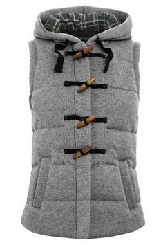 Buy Tweed Effect Duffle Gilet from the Next UK online shop