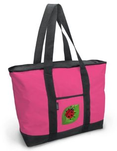 Broad Bay Cute Ladybug Tote Bag Ladybugs Totes for Women