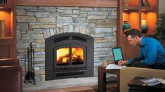 Home & Hearth | High Effeciency Wood Fireplaces