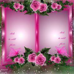 Xfx6-2gj-3 Happy Birthday Roses Images, Happy Birthday Hearts, Happy Birthday Photos, Baby Picture Frames, Family Photo Frames, Picture Frame Decor, Birthday Photo Frame, Birthday Frames, Happy Wedding Anniversary Wishes