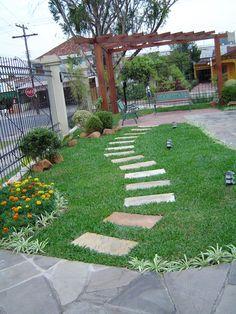 Decoração de Jardins: Julho 2012