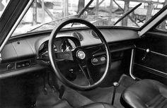 Fiat Abarth OT 1300 interior