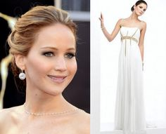 Dresses and Tresses: How to Match Your Dress to Your Hairstyle.