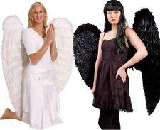 Femmes Xl Blanches Noires Plume Aile Ange Costume Déguisement Amelie, Halloween Costumes, Ebay, Dresses, Fashion, Feather, Women, White People, Vestidos
