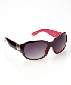 fe43cc8f70 Black   Pink Montage Sunglasses Christmas Gifts For Her