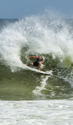 Hurricane Gert Provided One Really Fun Day of Jersey Surf