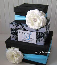 Items similar to Card Box Damask Wedding Card Holder Custom Made on Etsy Wedding Gift Card Box, Wedding Post Box, Wedding Wows, Gift Card Boxes, Wedding Wishes, Wedding Cards, Wedding Gifts, Damask Wedding, Bling Wedding