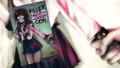 Rezension: KillerCon – ein liebevoller Krimi im Anime-Fandom