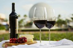 Chase Cardholder Lounge Returns to 2014 Epcot International Food & Wine Festival | The Disney Blog