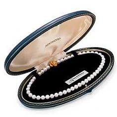 Mikimoto... I feel like every girl should own a good, quality strand of pearls! I love mikimoto(0: got my first strand in high school. Pearls are a timeless classic. My favorite!!!