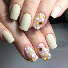 Самый простой дизайн ногтей с камифубуки.