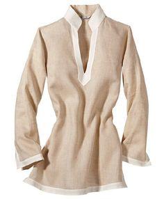 tunic for summer classic Couture, Accessoires, Style De Voyage, Mode De  Voyage, 4b0770de3e80