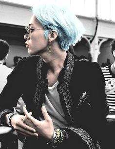 g dragon 2014 hairstyle - Google Search