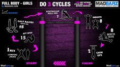 15 full body girls beginner