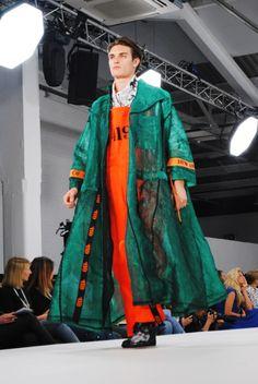 GALA AWARDS SHOW 2017 at GRADUATE FASHION WEEK, LONDON  Photo credits: CHRYSANTHI KOSMATOU, Fashion Editor of www.Think-Feel-Discover.com
