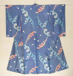 Japanese modern design kimono
