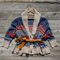 Navajo Sunset Sweater, Native Inspired Sweaters from Spool 72. | Spool No.72