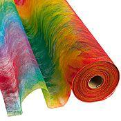 Tie-Dye Patterned Gossamer