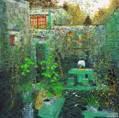 FANG XIANG http://www.widewalls.ch/artist/fang-xiang/ #FangXiang #contemporaryart #paintings