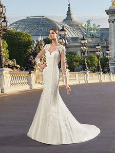 b57b6e8797038 11 belles images de Robe de mariée