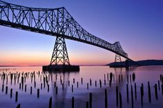Photograph The Astoria - Megler Bridge by Adrian Blair on 500px