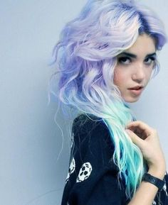 10 Gorgeous Pastel Hair Colors That Will Turn You Into a Goddess - DIYbunker