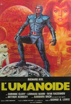 L'Umanoide (The Humanoid)