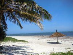 Nyali Beach Mombasa Kenya