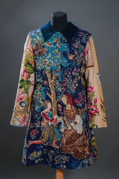 Fashion Trend Tendrils Thread Fashion and Costume.Fashion Trend Tendrils Thread Fashion and Costume Vintage Outfits, Vintage Fashion, Mode Batik, Fashion Art, Womens Fashion, Fashion Design, Fast Fashion, Winter Fashion, Modelista