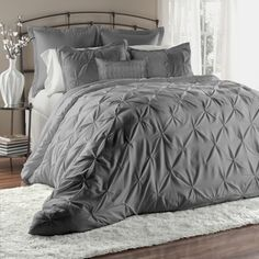 Lush Decor Lux 6-piece Comforter Set - Overstock™ Shopping - Great Deals on Lush Decor Comforter Sets