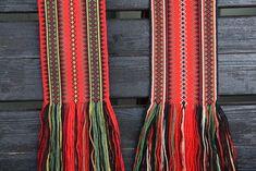 Folk Costume, Costumes, Friendship Bracelets, Weaving, Band, Diy, Fashion, Inkle Loom, Fabrics
