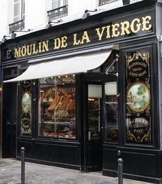 Le Moulin de la Vierge, Boulangerie, Pâtisserie, 64 Rue Saint-Dominique, Paris