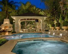 #Amazingly #Beautiful #backyard Swimming Pool Designs, Swimming Pools,  Backyard Landscaping,