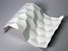 Origami Swan, Origami Paper Art, Origami Box, Paper Crafts, Digital Fabrication, Diy Papier, 3d Texture, Origami Animals, Paper Folding