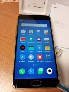 Meizu M2 Note Stylový chytrý telefon s - obrázek číslo 1