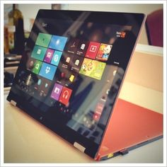 The Lenovo IdeaPad Yoga is a laptop/tablet hybrid with a flexible screen which can be rotated 360 degrees, turning this seemingly regular-looking Ultrabook into a tablet. Don't be confused by its appearance, though, this 13.3-inch Ultrabook comes with a Core i5 CPU, 4GB or RAM, and a 128GB Solid State Drive, making it much more than your regular Windows 8 tablet PC.  We're giving away one brand new L...