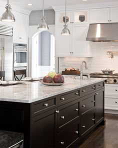 White kitchen cabinets offer the most timeless look and the one you'd least tire of ... The antique oak cabinet, originally made for a French store, is perfect for a collector. .... How to choose the Colour of your Kitchen Appliances.