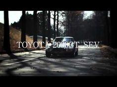 Toyota 2000GT turned EV
