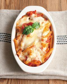 ペンネのトマトソースグラタン   レシピ集   無印良品ネットストア