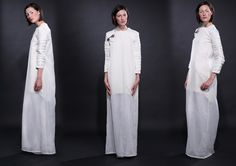 "Rochie ""Ea Fiindalui"" f/w Sandra Chira LEI la SandraChira. Ea, Duster Coat, Jackets, Fashion, Down Jackets, Moda, La Mode, Jacket, Fasion"