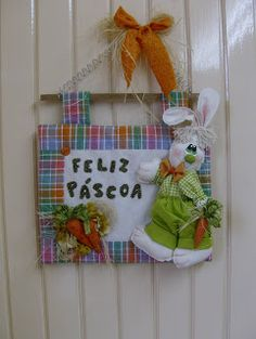 Pano: Páscoa 2012 - Façam suas encomendas