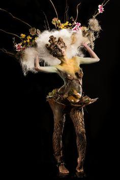 Spotlight Challenge: Mother Earth Goddess | Gallery | Face Off | Syfy, by Lyma. Photo credit: Brett-Patrick Jenkins